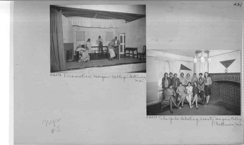 Mission Photograph Album - Negro #5 page 0231