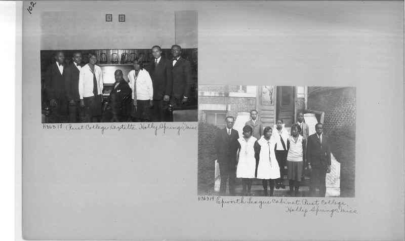 Mission Photograph Album - Negro #5 page 0102