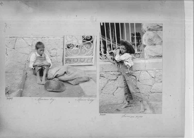 Mission Photograph Album - Mexico #05 page 0074