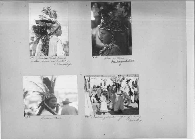 Mission Photograph Album - Mexico #05 page 0062