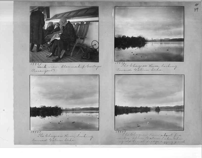 Mission Photograph Album - Panama #1 page  0049