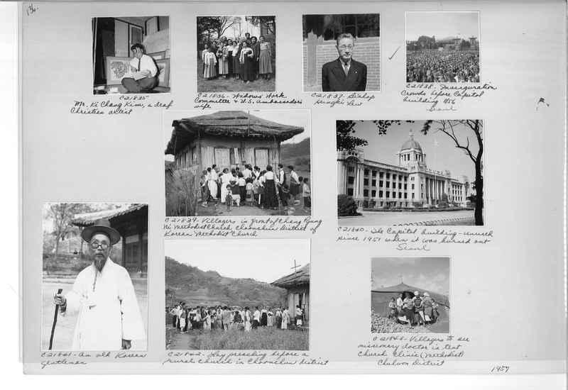 Mission Photograph Album - Korea #6 page 0136