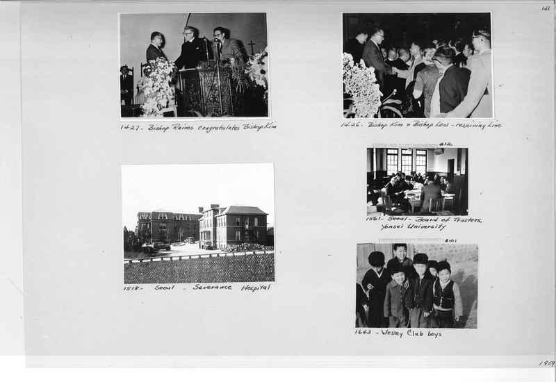 Mission Photograph Album - Korea #6 page 0141