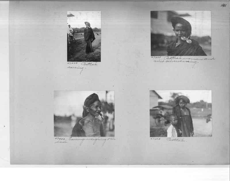Mission Photograph Album - Malaysia #4 page 0141