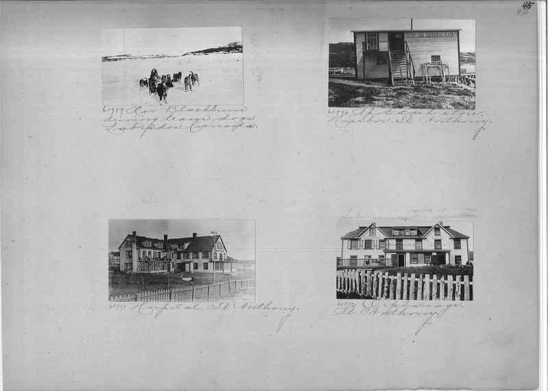 Mission Photograph Album - Miscellaneous #02 Page 0045