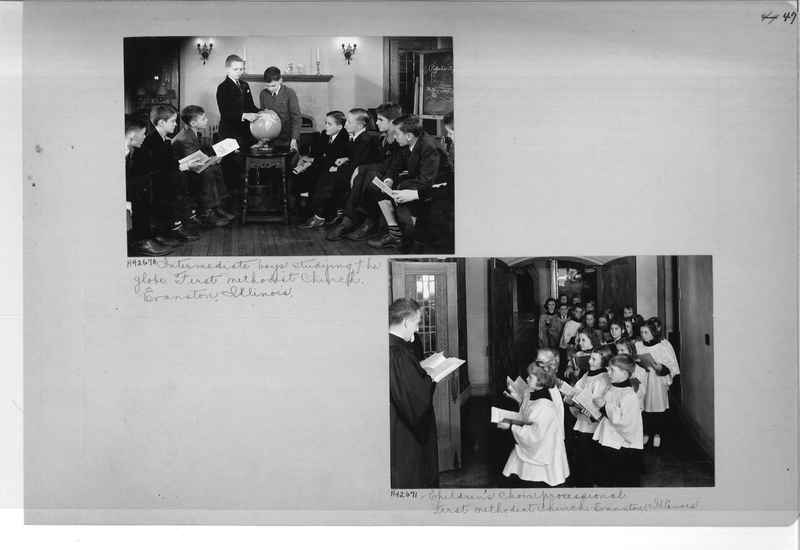 Mission Photograph Album - Religious Education #2 page 0047