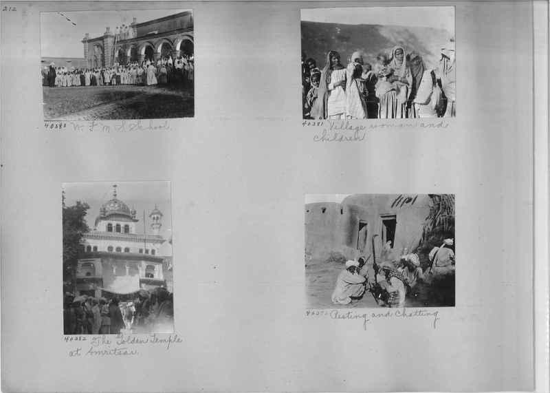 Mission Photograph Album - India #05_0212