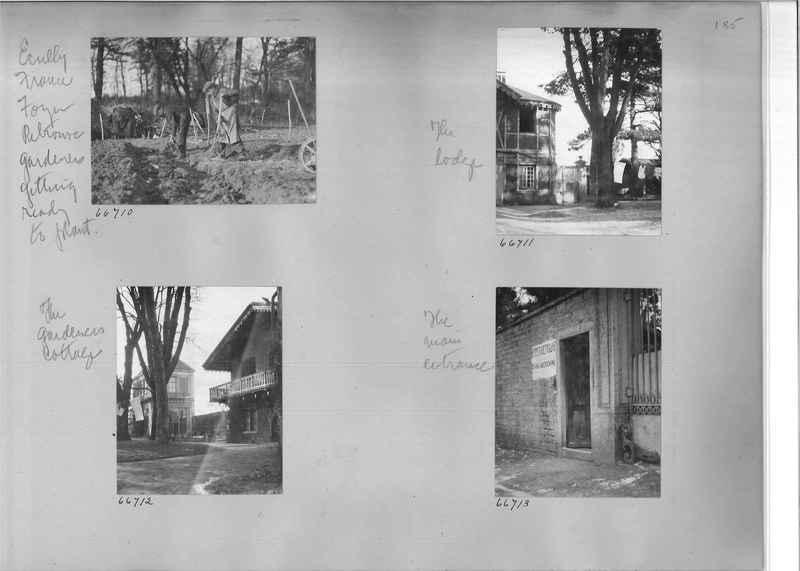 Mission Photograph Album - Europe #05 Page 0185