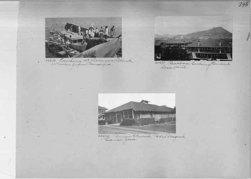 Mission Photograph Album - Panama #02 page 0245
