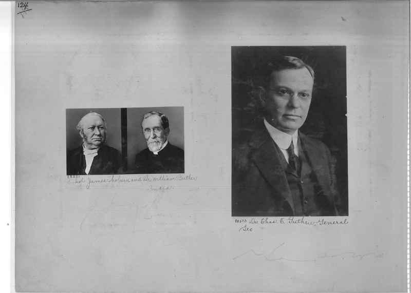 Mission Photograph Album - Portraits #3 page 0124