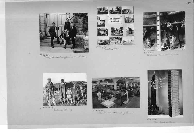 Mission Photograph Album - Miscellaneous #04 Page_0015
