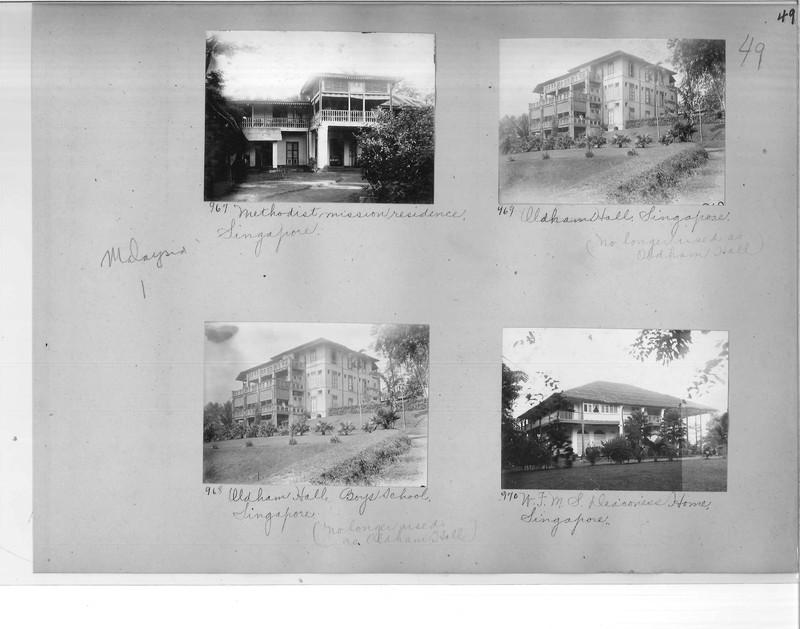 Mission Photograph Album - Malaysia #1 page 0049