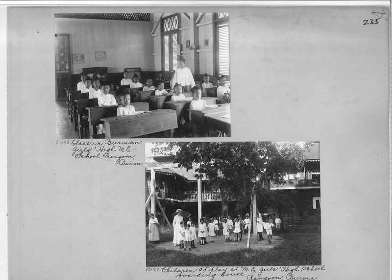 Mission Photograph Album - Burma #1 page 0235