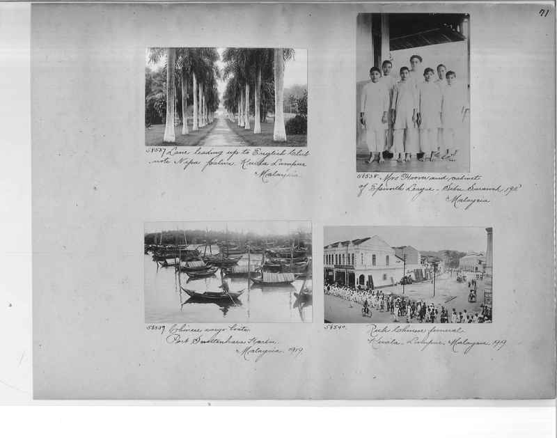 Mission Photograph Album - Malaysia #6 page 0071