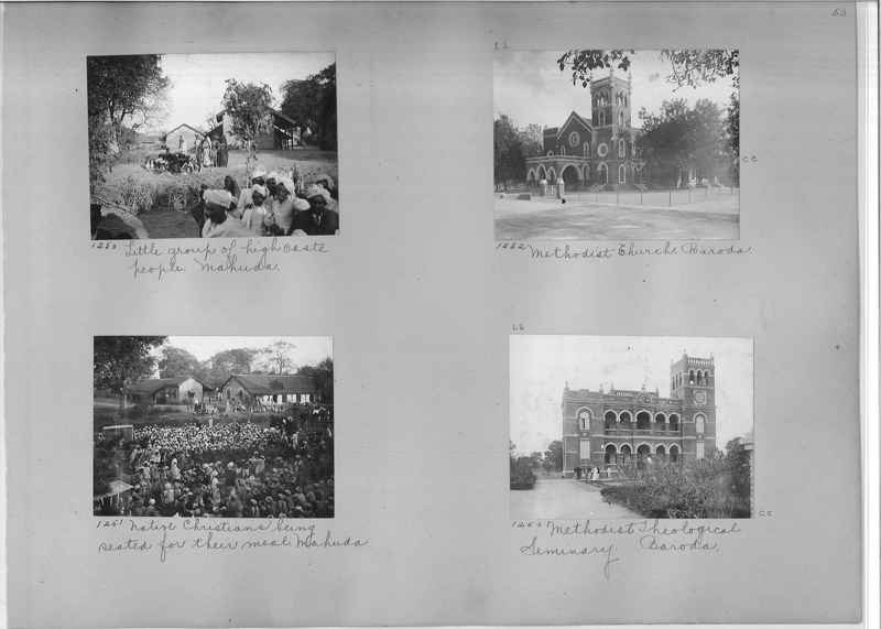 Mission Photograph Album - India #01 page 0053