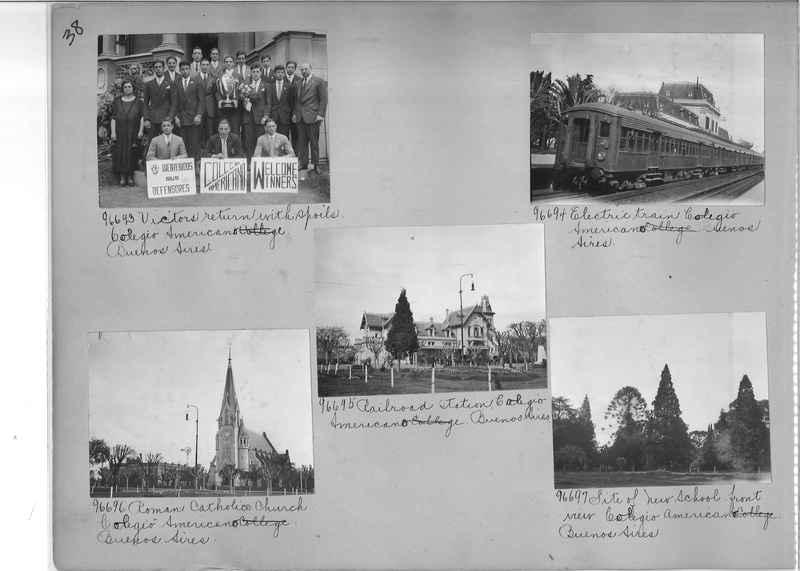 Misson Photograph Album - South America #8 page 0038