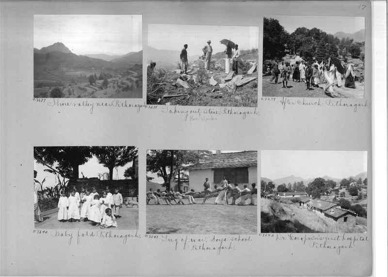 Mission Photograph Album - India #13 Page 0017