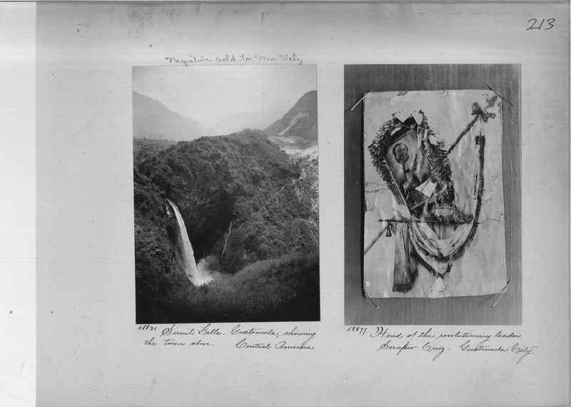 Mission Photograph Album - Panama #02 page 0213