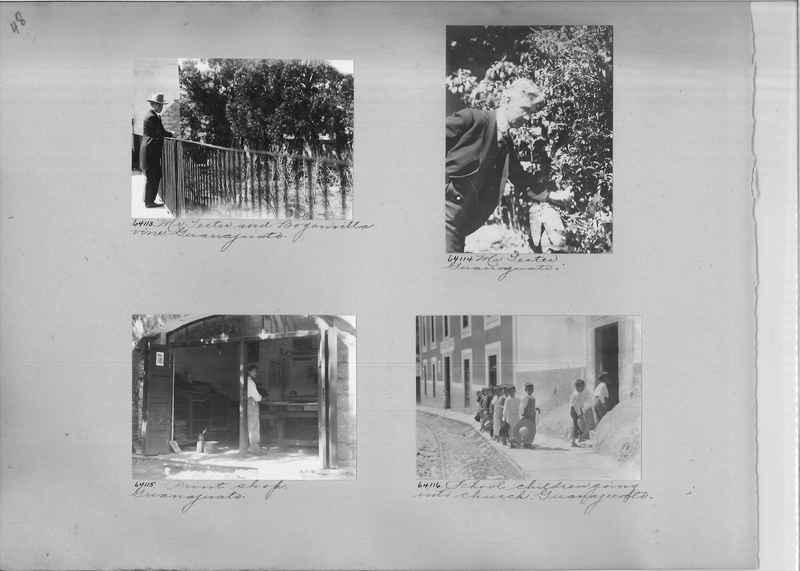 Mission Photograph Album - Mexico #04 page 0048