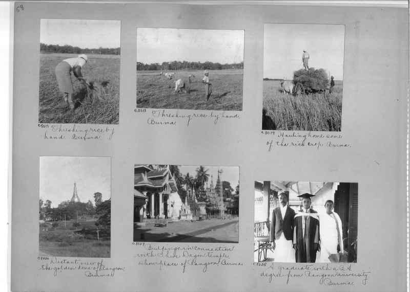 Mission Photograph Album - Burma #2 page 0058