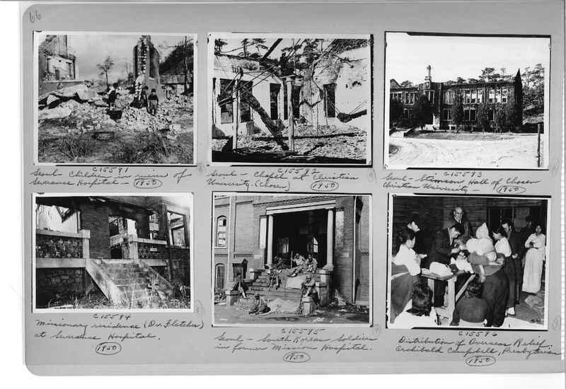 Mission Photograph Album - Korea #6 page 0066