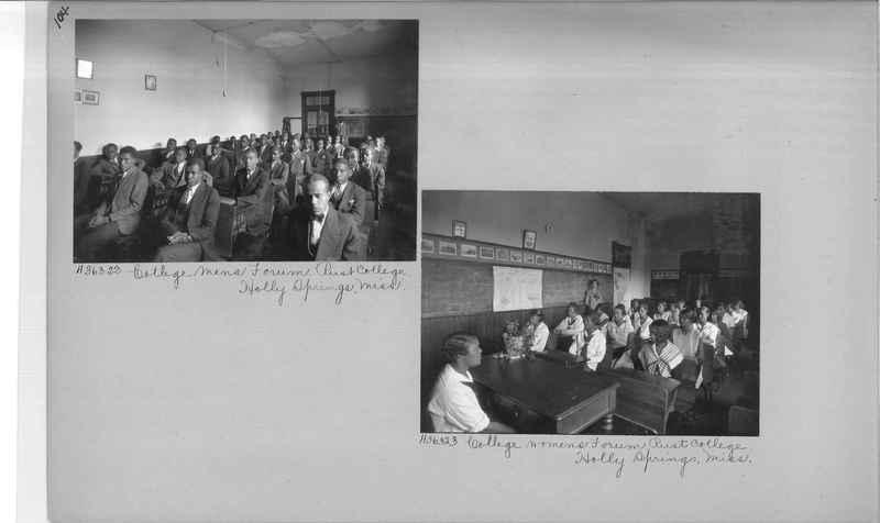 Mission Photograph Album - Negro #5 page 0104