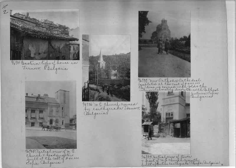 Mission Photograph Album - Europe #09 Page 0002