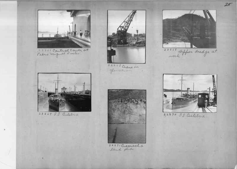 Mission Photograph Album - Panama #02 page 0025