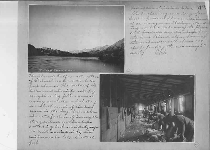 Mission Photograph Album - South America O.P. #1 page 0037