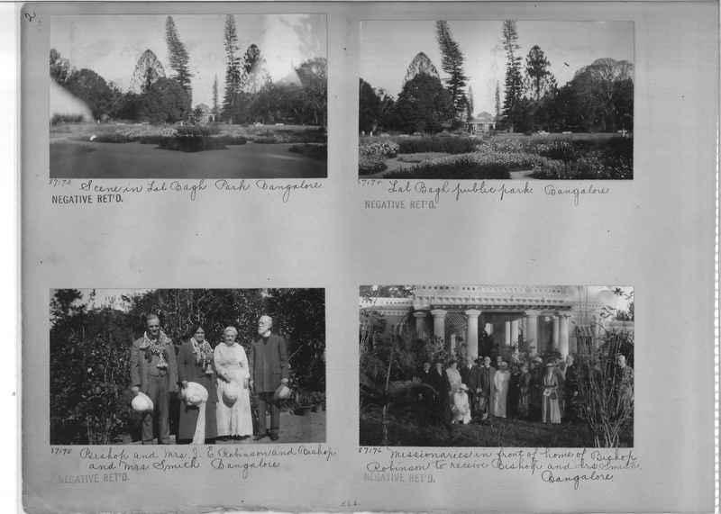 Mission Photograph Album - India #10 Page 0002