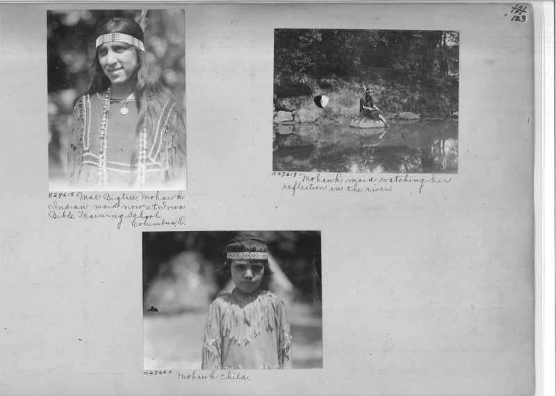 Mission Photograph Album - Indians #2 page_0123