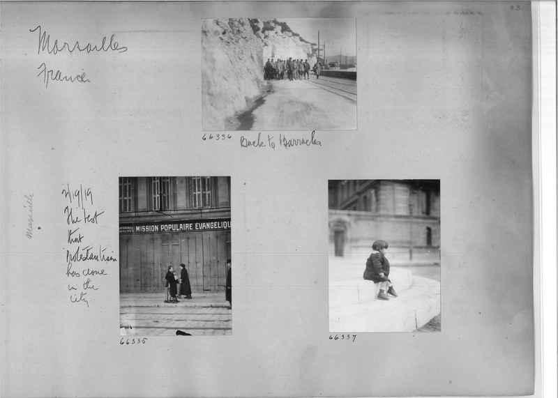 Mission Photograph Album - Europe #05 Page 0083