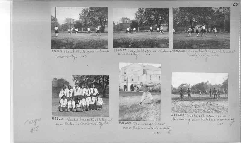 Mission Photograph Album - Negro #5 page 0065