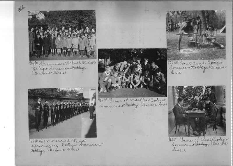 Misson Photograph Album - South America #8 page 0036