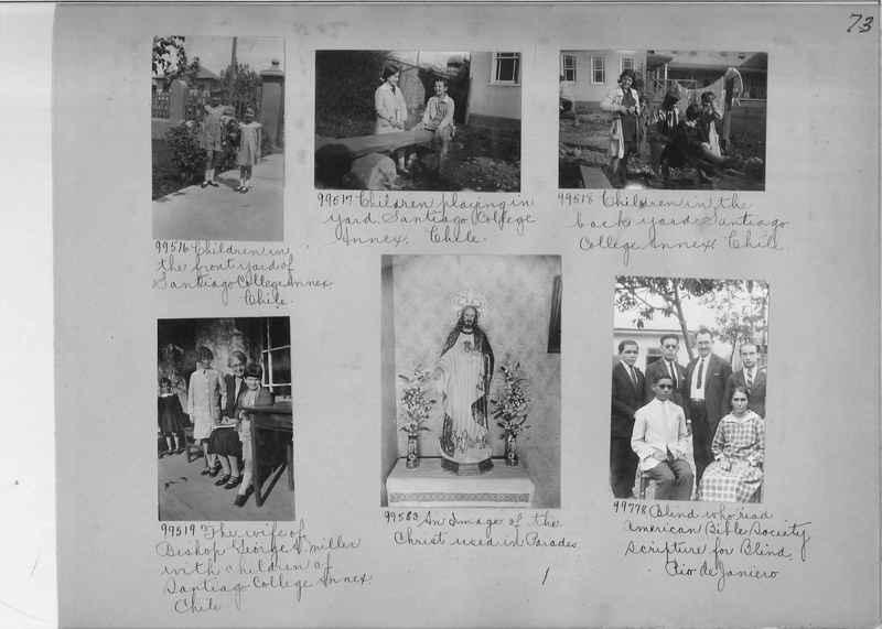 Misson Photograph Album - South America #8 page 0073