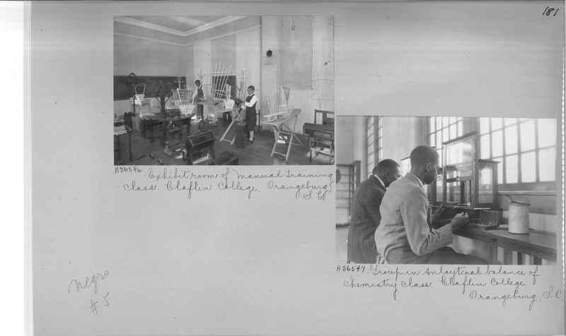 Mission Photograph Album - Negro #5 page 0181