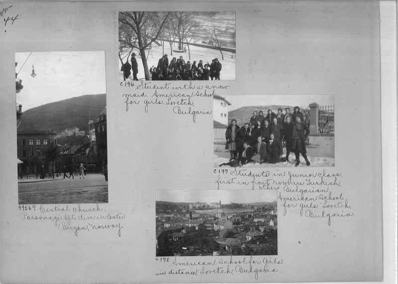 Mission Photograph Album - Europe #09 Page 0044