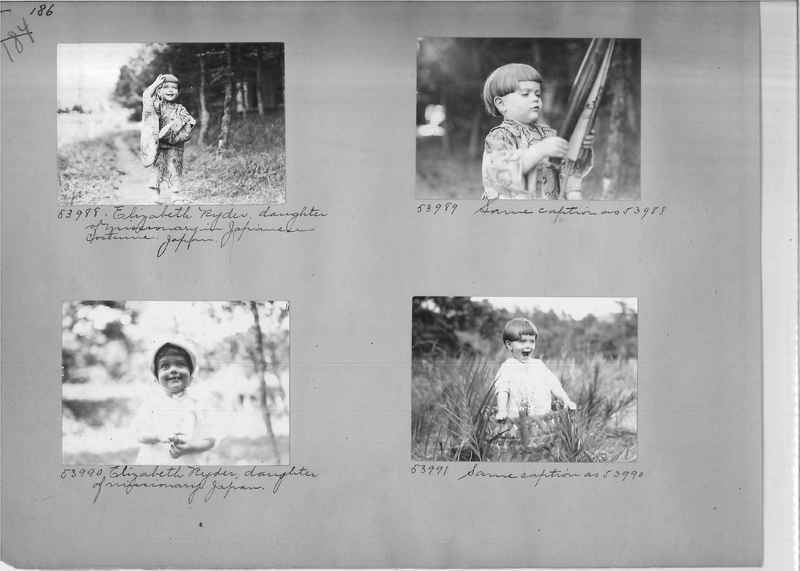 Mission Photograph Album - Japan #04 Page 0186