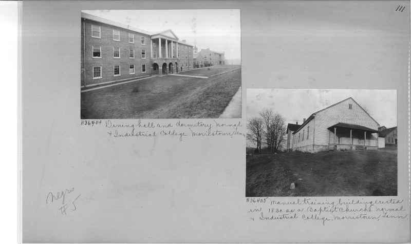 Mission Photograph Album - Negro #5 page 0111