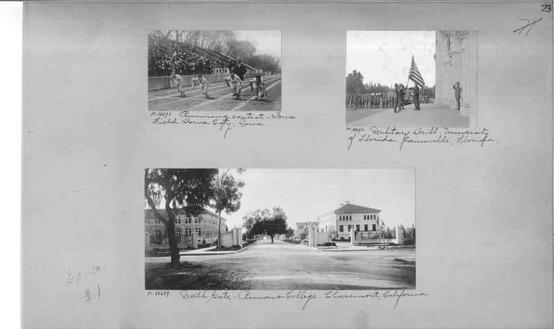 Mission Photograph Album - Education #1 page 0073