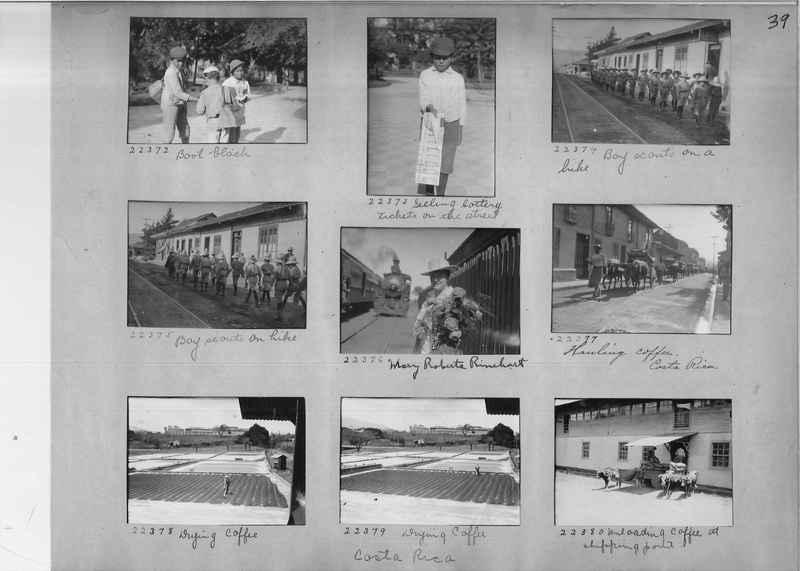 Mission Photograph Album - Panama #02 page 0039