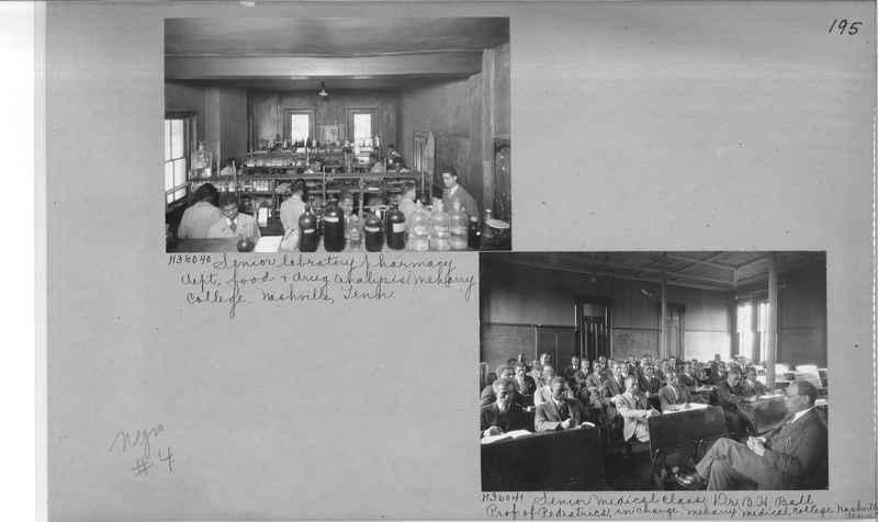 Mission Photograph Album - Negro #4 page 0195
