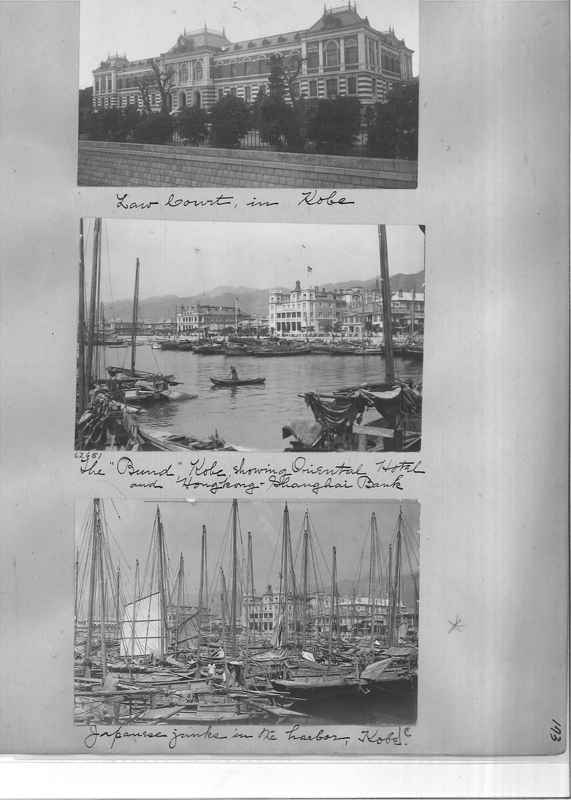 Mission Photograph Album - Japan and Korea #01 Page 0173