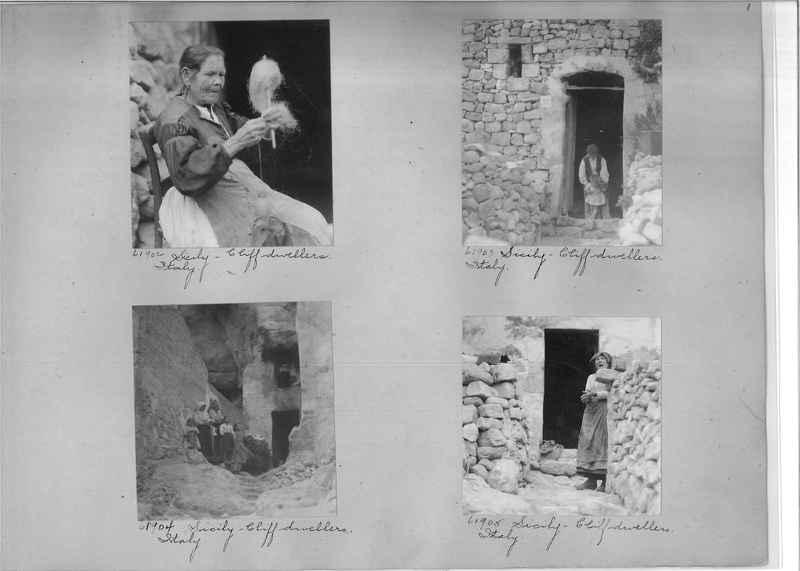 Mission Photograph Album - Europe #05 Page 0001
