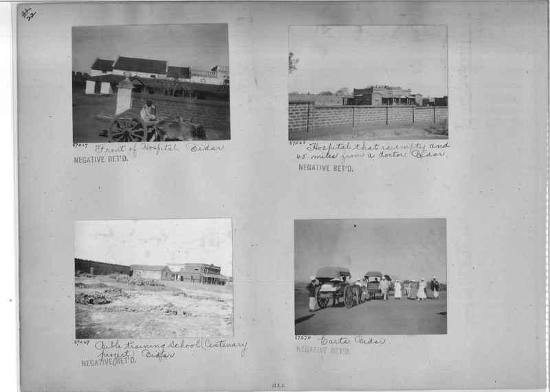 Mission Photograph Album - India #10 Page 0022