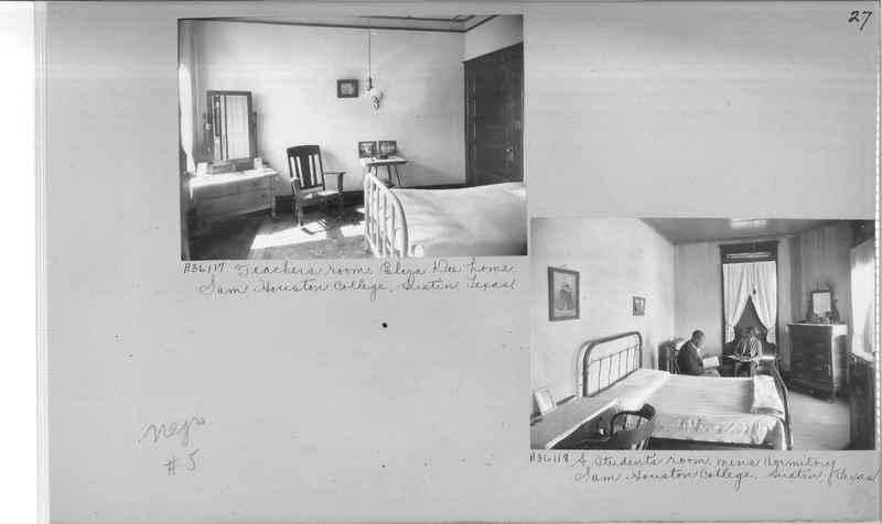 Mission Photograph Album - Negro #5 page 0027