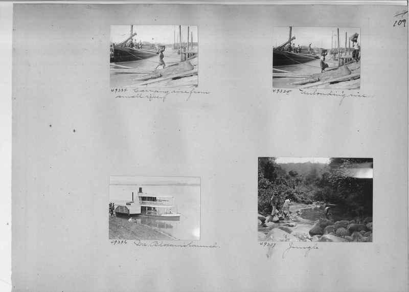 Mission Photograph Album - Burma #1 page 0109