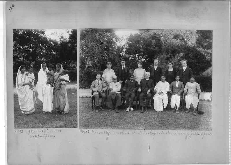 Mission Photograph Album - India #10 Page 0164