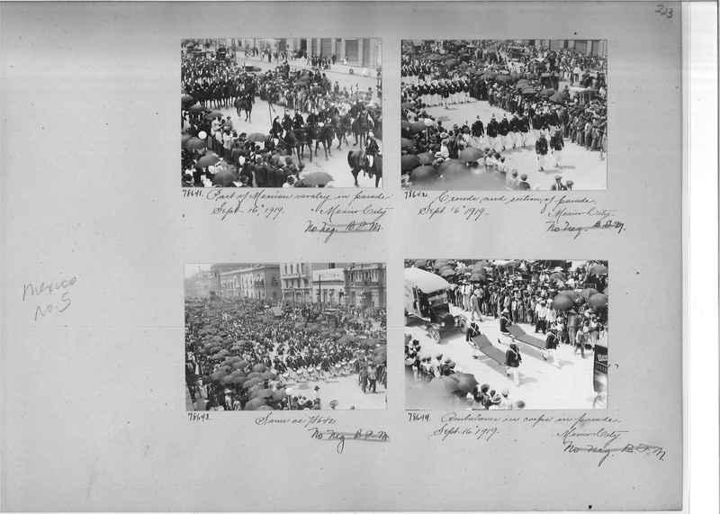 Mission Photograph Album - Mexico #05 page 0223