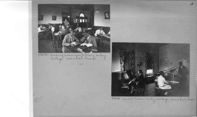 Mission Photograph Album - Negro #5 page 0003